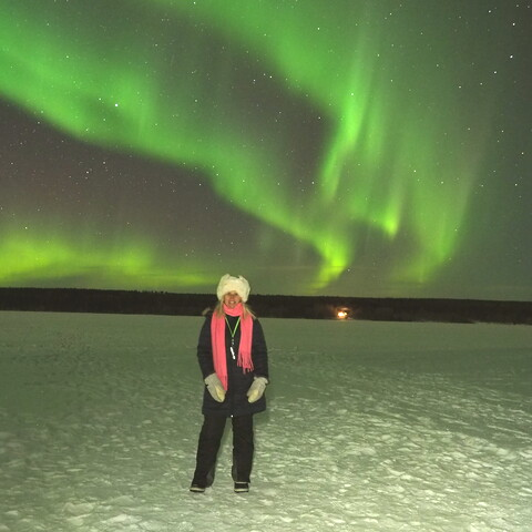 Northern Lights Tour with Ben