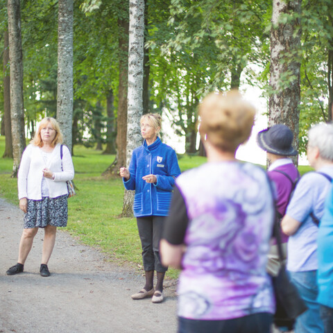 Kävelykierros: Luontoelämysten Kirkkojärvi Kangasalla
