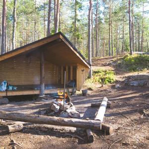 Hiking in Kintulammi + campfire snacks, Tampere