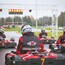 Go-karting on 600m outdoor track!
