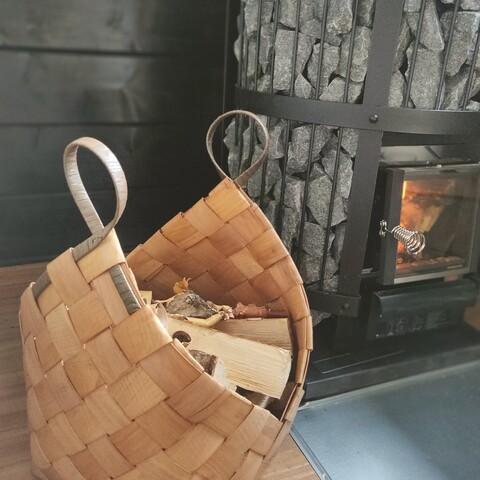 Authentic Sauna Experience