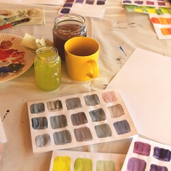 Art Workshop - Colours