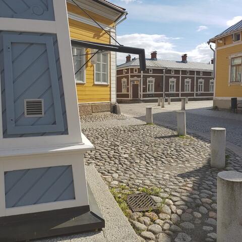 Maritime history in Old Rauma