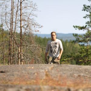 Guided tour in Muuratsalo forests, Jyväskylä