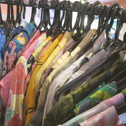Shopping for Vintage and Second Hand