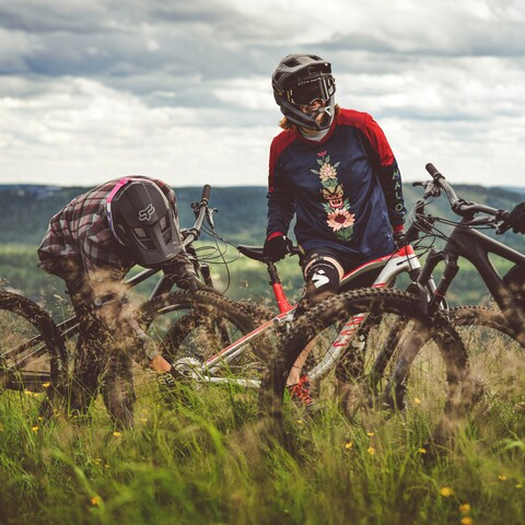 Introduction to Bike Park riding