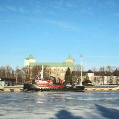 En morgon i Åbo