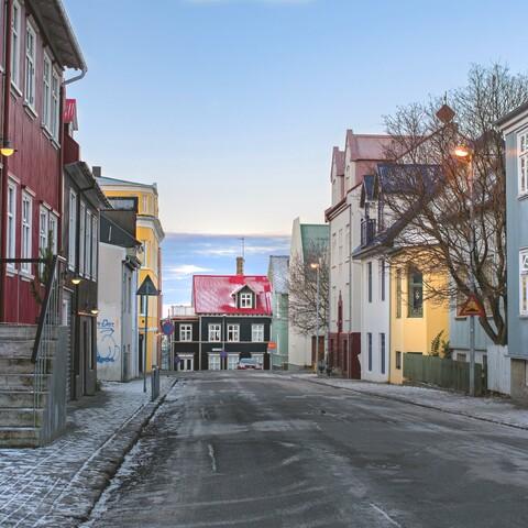 Reykjavik - maailman pohjoisin pääkaupunki * virtuaalimatka