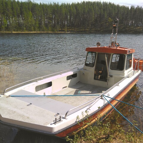 A Day Cruise on Lake Puruvesi