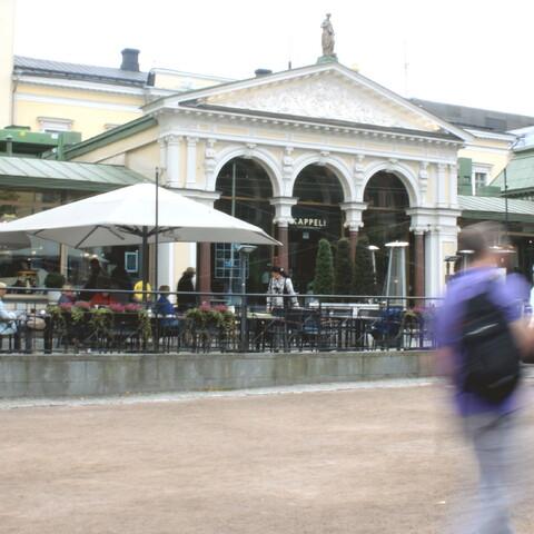 Kävelykierros: Butts of Helsinki (suomeksi)
