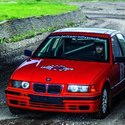 Exciting BMW rally awaits you!