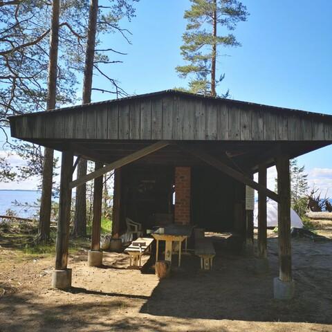 Venekuljetus telttaretkelle Ärjänsaareen
