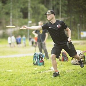 Disc golf experience in Jyväskylä, Jyväskylä