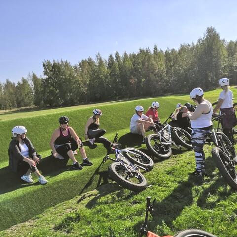 Nallikari Fatbike Tour