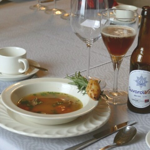 Suvorov Dinners at Officers' Club