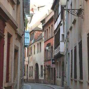 5 places - 5 stories in Strasbourg, 斯特拉斯堡