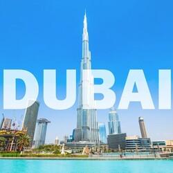 Uskomaton Dubai * Virtuaalimatka * Opastettu suomeksi