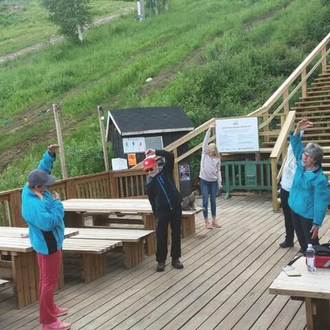 Tahko landscape tour