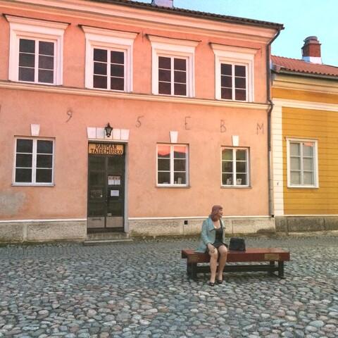 Old Rauma artists and studios