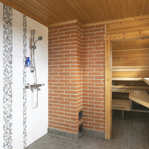 Finnish traditional sauna and local food