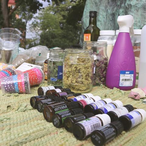 Luonnonkosmetiikkapaja - Organic Cosmetics Workshop