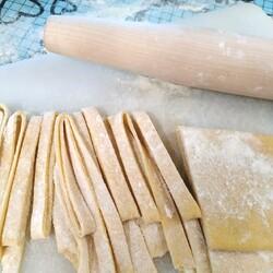 Pasta with Olla-Riitta