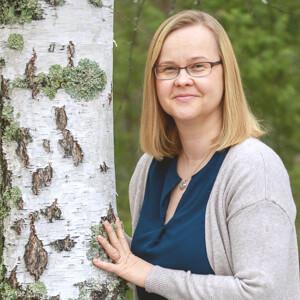 Peace and beauty of the dark forest, Jyväskylä