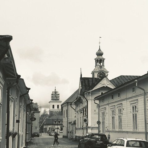 Anna and treasures of Old Rauma -for families with children