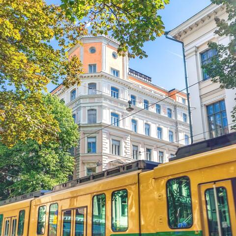 Tram Tour in Helsinki