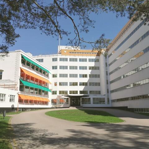 Paimio Sanatorium - interactive tour