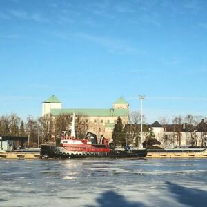 Aamu Turussa, Turku