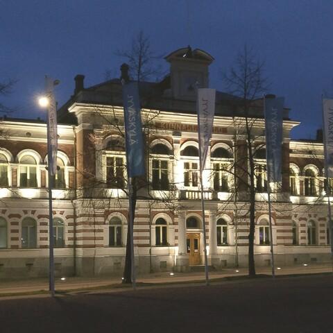 Jyväskylä - Valon kaupunki