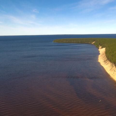 A day trip to the fabulous Ärjänsaari in Lake Oulujärvi
