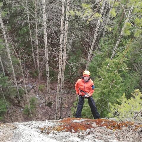 Running, climbing, adventure traveling