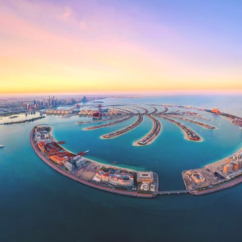 Dubain upeimmat nähtävyydet * Virtuaalimatka * suomeksi