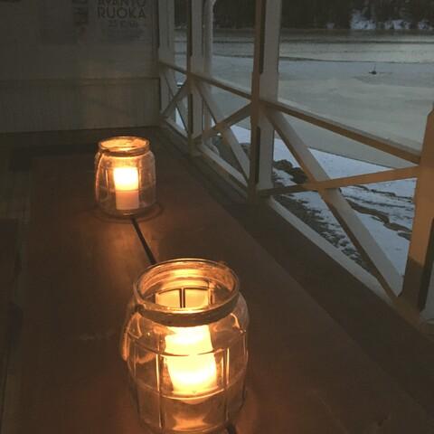 Sauna Friday - again for winter 2021