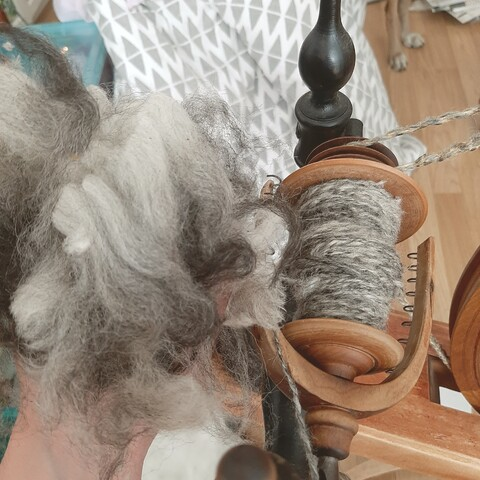 Learn to spin your own yarns