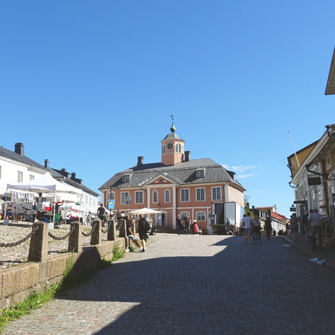 Private National Park and Old Porvoo tour