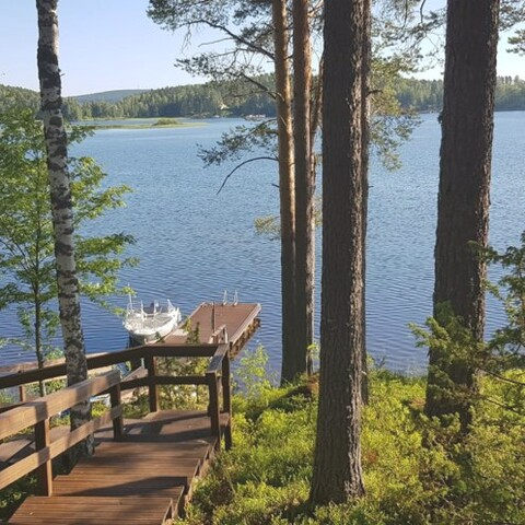 Cottage life at Lake Päijänne