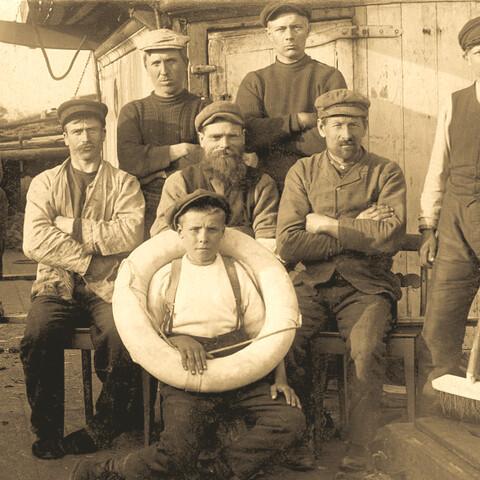 Merenkulkijoiden ja pitsinnyplääjien Rauma