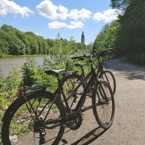 1 viikon pyörävuokraus, Turku