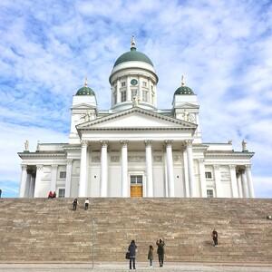Tour Helsinki with a city planner, Helsinki