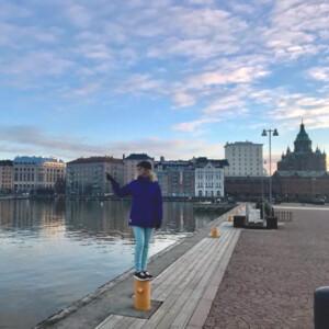 Easy Movement Workout + Helsinki Tour online, Helsinki