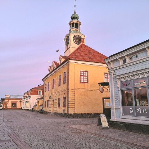 Rauma private tour