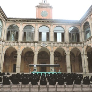 Tour the oldest university in Europe, Bologna