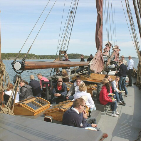 Midsummer Sailing event