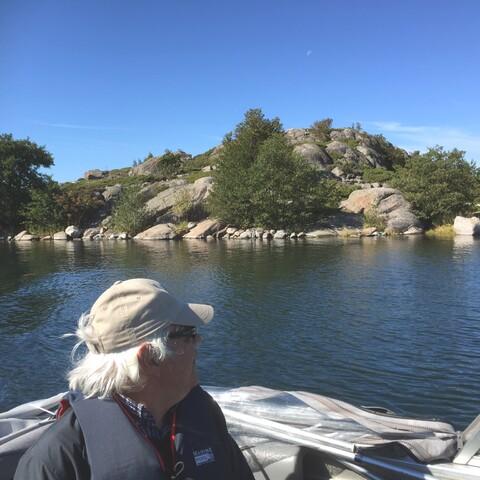Island boatsafari Nagu