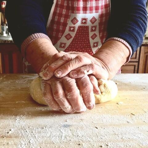 Nonna's Handmade Pasta with Grandma