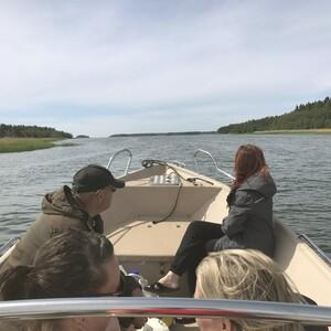 BoatTaxi in Rauma Archipelago, Rauma