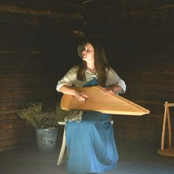 Meditative kantele workshop
